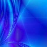 Fond bleu coloré Images libres de droits