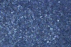 Fond bleu d'abrégé sur forme de pentagone Photo stock