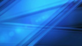 Fond bleu d'abrégé sur onde lumineuse banque de vidéos