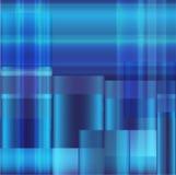 Fond bleu d'abrégé sur vecteur Image libre de droits