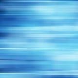 Fond bleu d'abrégé sur tache floue de mouvement Images libres de droits