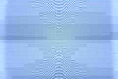 Fond bleu de cercle de points Photographie stock
