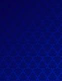 Fond bleu de configuration de cru Illustration de Vecteur