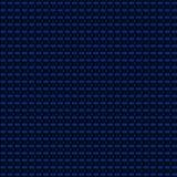 Fond bleu de fibre de carbone Image libre de droits
