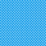Fond bleu de fleur Images stock