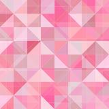 Fond bleu de grunge de vecteur de la géométrie abstraite Photo libre de droits