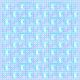 Fond bleu de mosaïque Illustration de Vecteur