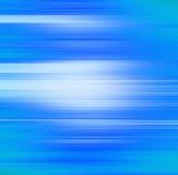 Fond bleu de mouvement Photographie stock libre de droits