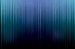 Fond bleu de pluie illustration de vecteur