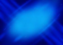 Fond bleu de tache floue Images libres de droits