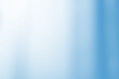Fond bleu de tache floue Image stock