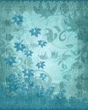 Fond bleu de texture Image libre de droits