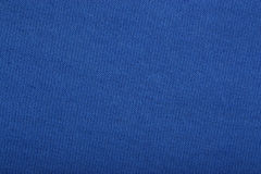 Fond bleu de texture de tissu Photos stock