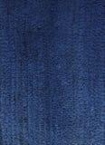 Fond bleu de texture de velours Photos libres de droits
