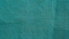 Fond bleu de texture de mur de ciment Texture approximative Photo libre de droits