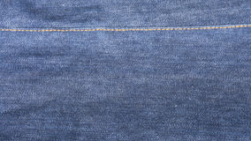 Fond bleu de tissu de jeans de denim Photo stock