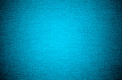 Fond bleu de toile Photo libre de droits