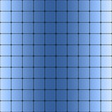Fond bleu de tuile Photo stock