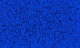Fond bleu des chiffres Photos libres de droits