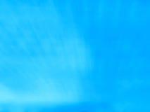 Fond bleu diagonal de bokeh Photos libres de droits
