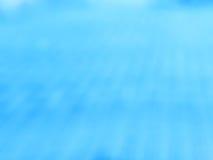 Fond bleu diagonal de bokeh Image libre de droits
