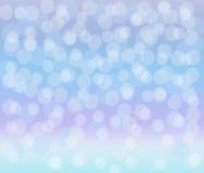 Fond bleu doux Photographie stock libre de droits