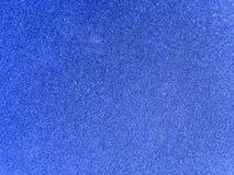Fond bleu du néoprène Image stock