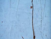 Fond bleu en bois de texture photos libres de droits