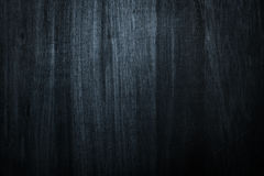 Fond bleu en bois foncé de texture Photos libres de droits