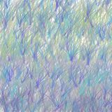 Fond bleu et vert Texture abstraite de nature illustration stock