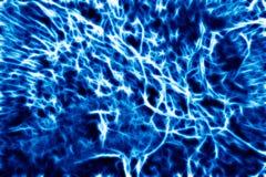 Fond bleu-foncé abstrait Images stock