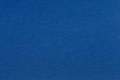 Fond bleu-foncé d'aquarelle Photos libres de droits