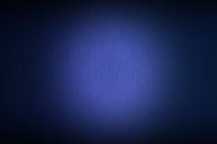 Fond bleu-foncé de style de modèle de tissu Photo stock