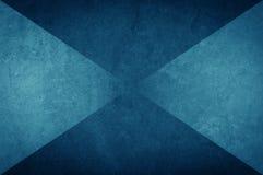 Fond bleu grunge de modèle d'abrégé sur couleur d'art Images stock