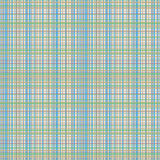 Fond bleu neutre de plaid Photo stock