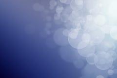 Fond bleu pointillé image libre de droits