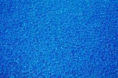 Fond bleu poreux Photo stock