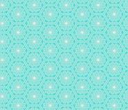 Fond bleu positif Texture sans joint Photographie stock libre de droits