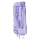 Fond bleu pourpré Conception extérieure grunge de modèle Texture de lavages Images stock