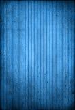 Fond bleu rayé Photos libres de droits
