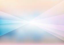 Fond bleu rose abstrait Illustration de Vecteur