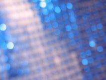 Fond bleu-rose abstrait avec des cercles Photo stock