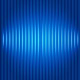 Fond-bleu-vertical-rayure-ligne-lumineux-lumière-derrière-le-Cu Photo libre de droits