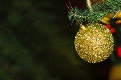 Fond brouillé de Noël, backgro abstrait brouillé de Noël images libres de droits