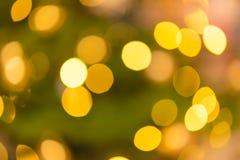Fond brouillé pour Noël images stock