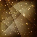 Fond brun abstrait Image libre de droits