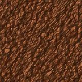 Fond brun chocolat de modèle Photos libres de droits