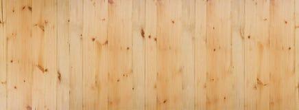 Fond brun clair de texture de planche en bois Photographie stock libre de droits