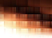 Fond brun d'abstraction Photo libre de droits