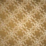 Fond brun de lacet Photo libre de droits